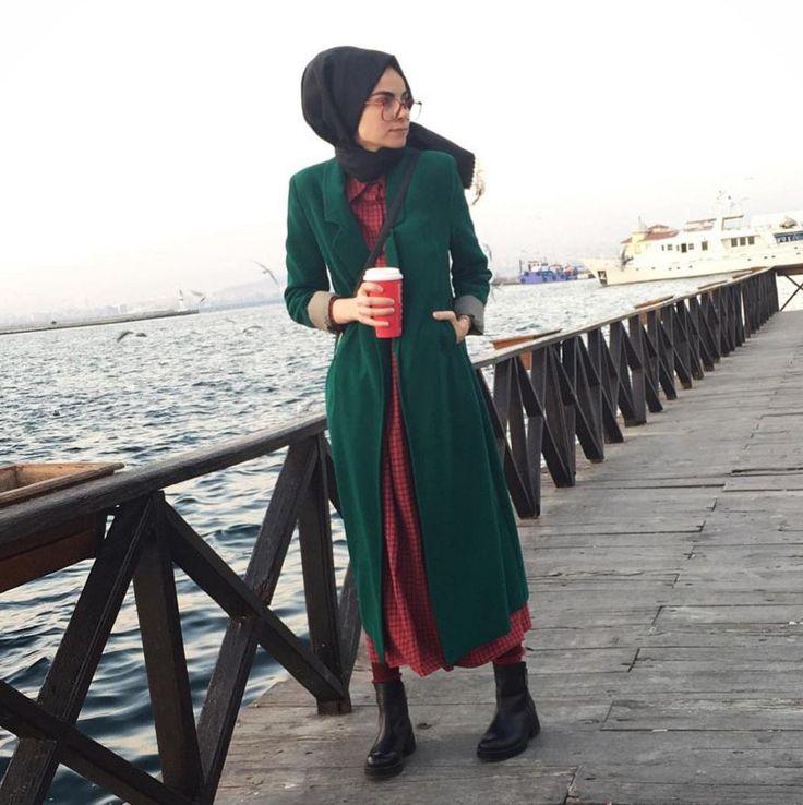 Kuaybe Gider - Turkish Hijab Style - Fall 2016 Collection