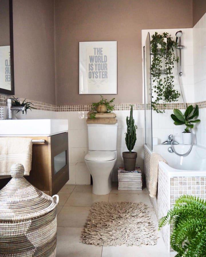海外インテリアのお洒落なタイル使いを拝見 キッチン バスルーム トイレ 素敵なアイディア特集 バスルームのインテリア インテリア バスルーム