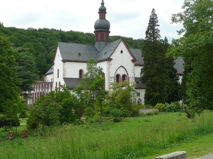 Eltville am Rhein, Eberbach Kloster (Rheingau-Taunus-Kreis)