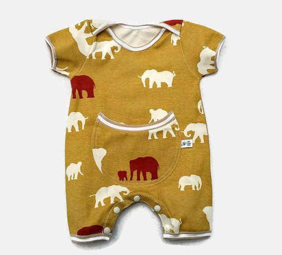 Barboteuse de bébé coton bio, pull coton bébé, vêtements bio pour bébés, salopettes coton Bébé Unisexe Vêtements, cadeau de bébé bio pour bébé