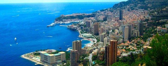 Costa Azul  - Francia, Europa