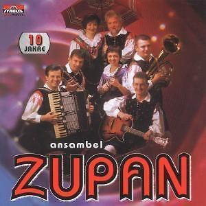 10 Jahre von Ansambel Zupan auf CD - Musik