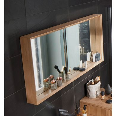 25 parasta ideaa miroir salle de bain pinterestiss. Black Bedroom Furniture Sets. Home Design Ideas