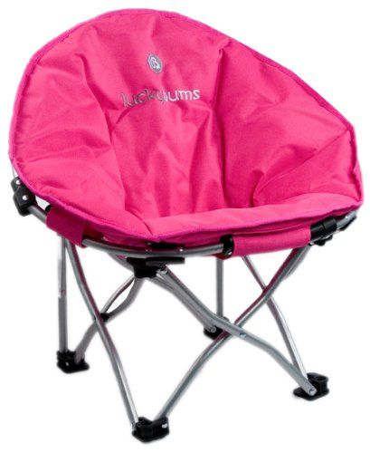 Lucky Bums Moon Camp Indoor Outdoor Comfort Lightweight Durable Chair with  Carrying Case, Large,… - 23 Best Outdoor Camping Furniture Images On Pinterest Camping