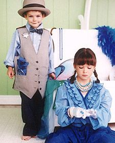 Dress-Up Box | Step-by-Step | DIY Craft How To's and Instructions| Martha Stewart