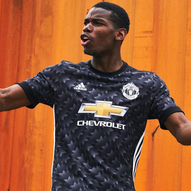 Manchester United 2017/18 Season Away Shirt.