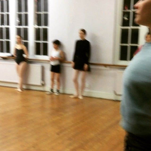 A snippet from our #rehearsal. #YKBG #adultballet #ballet #show #oxford