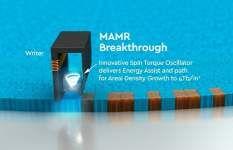 Seagate собирается выпустить 40-Тбайт HDD    Неполные две недели назад компания Western Digital призналась, что для увеличения плотности записи на магнитных пластинах жёстких дисков она сделала ставку на технологию вспомогательной микроволновой записи либо MAMR (microwave-assisted magnetic recording). По мнению Western Digital, альтернативная технология HAMR (heat assisted magnetic recording), которая подразумевает разогрев магнитной поверхности до температур от 100 до 400 и выше градусов по…