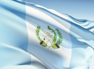 Bandera de Guate