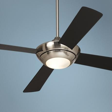 52 casa vieja debute brushed nickel ceiling fan