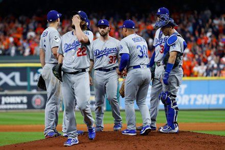 Anything Can Happen in Baseball and Most of It Did in Game 5