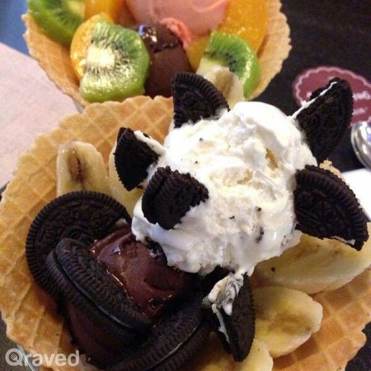 Ice Cream and Yogurt at Gelato Bar Senayan City