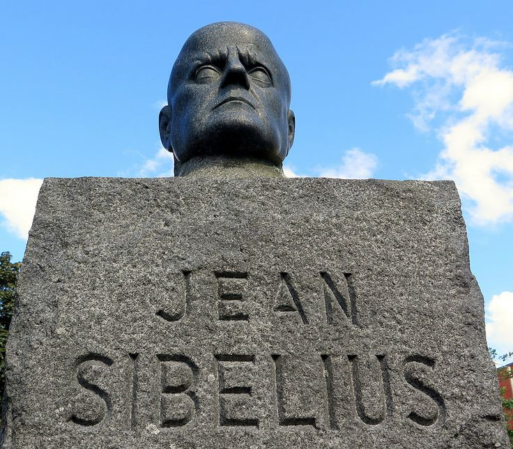 Jean Sibelius, Loviisa, Finland