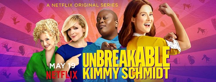 Unbreakable Kimmy Schmidt season 3 trailer arrives