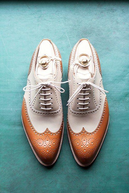 TYE Shoemaker Bespoke Co-respondent Shoes TYE shoemaker