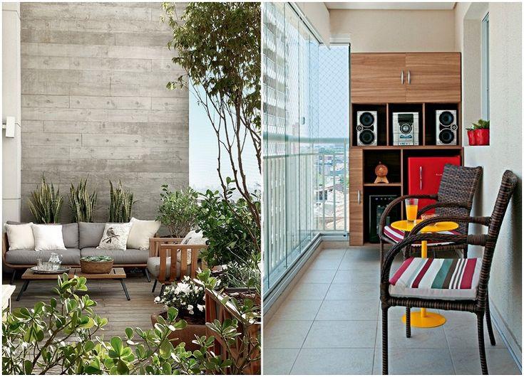 decoracin de terrazas pequeas modernas