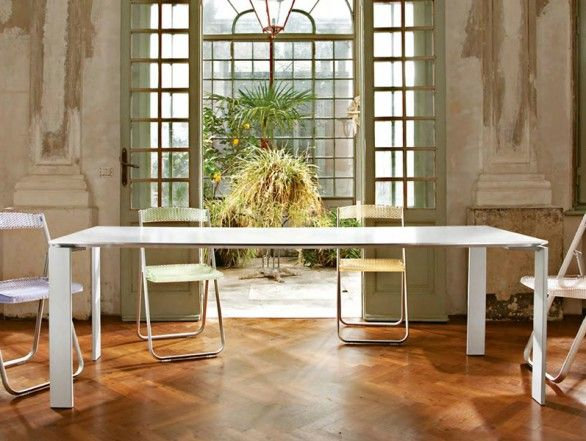 Kartell Four Table