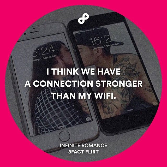 "So let us be together! Tag your crush and tell her: ""I love you!"" Infinite Romance #8factflirt"