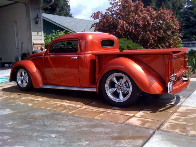 Custom Beetle Pickup