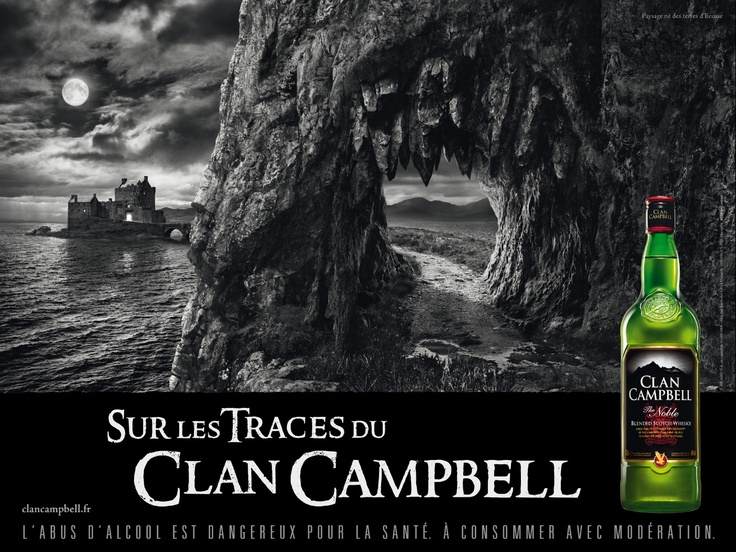 Clan Campbell - Les passages