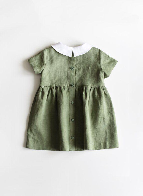 b60b7ae0d Linen Dress