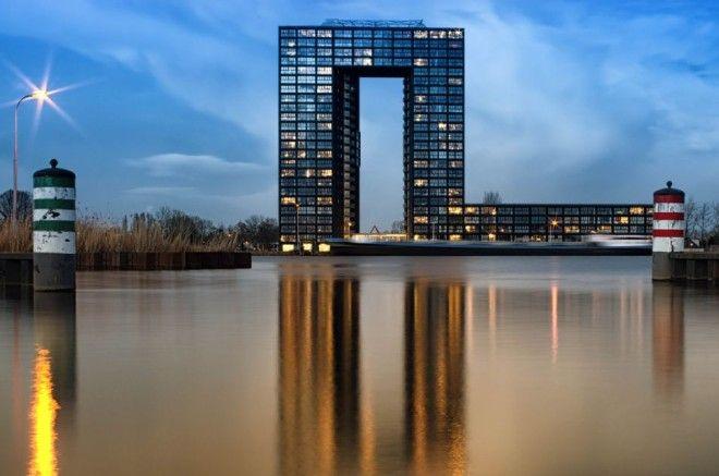 Tasmantoren, Groningen, The Netherlands | 1,000,000 Places