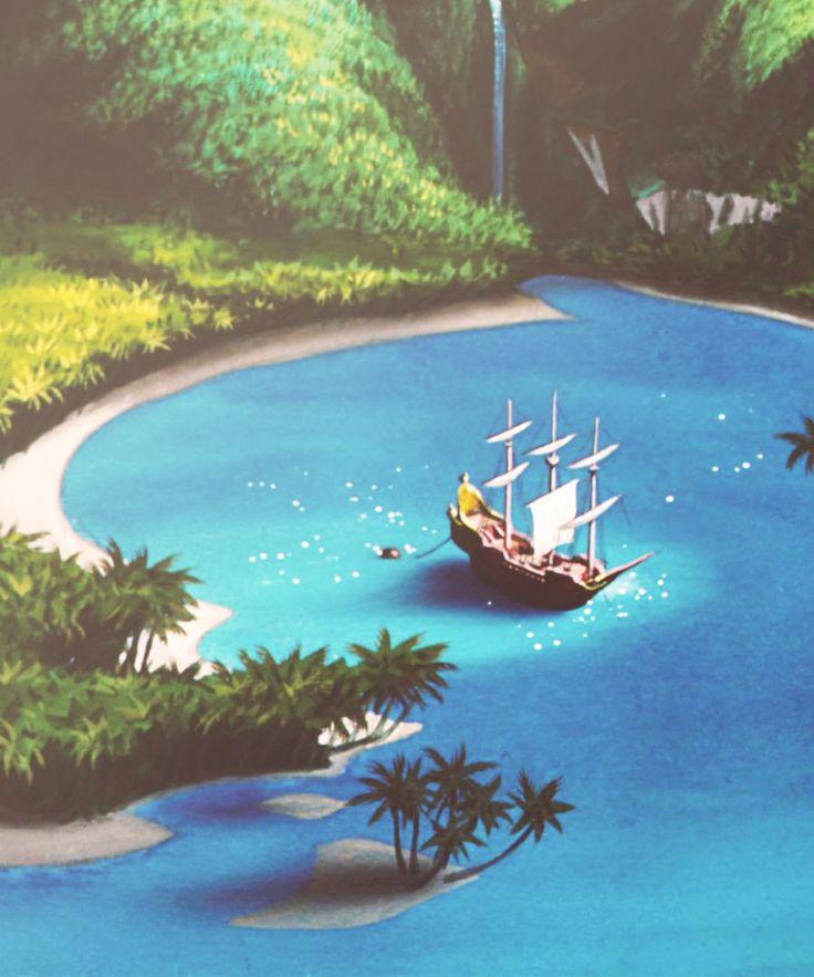 {Peter Pan} Neverland - Peter Pan #PeterPan #JMBarrie #Neverland