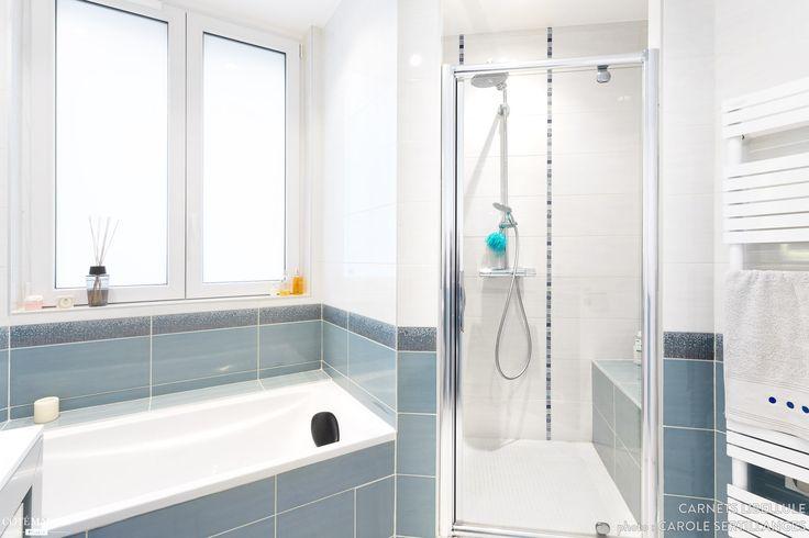 salle de bains familiale relook e coralie vasseur c t. Black Bedroom Furniture Sets. Home Design Ideas