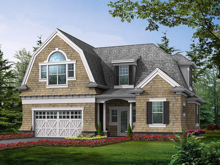 34 best Garage Plans with Gambrel Roofs images – Gambrel Garage With Apartment Floor Plans