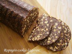 Ropogós-csokis őzgerinc sütés nélkül!!!