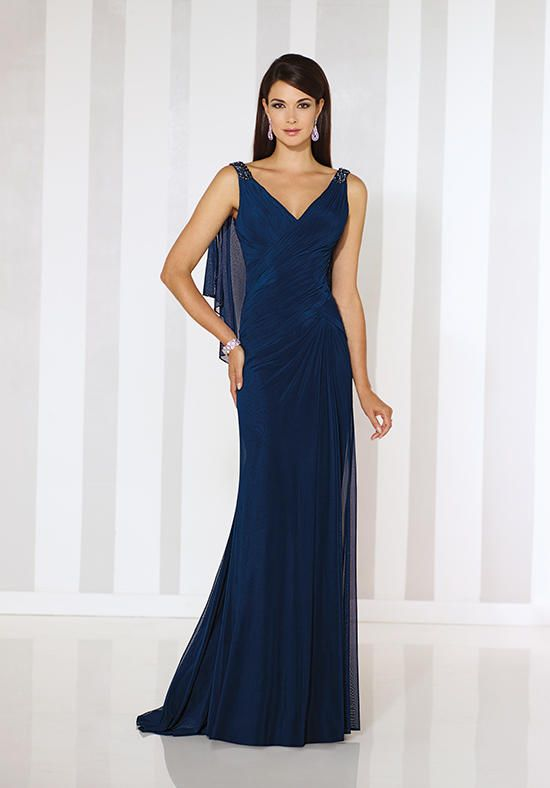 Cameron Blake 116661 Mother Of The Bride Dress - The Knot