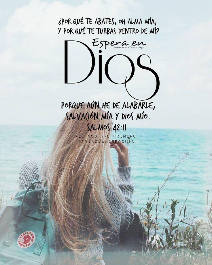 Espera en el Señor tu Dios!