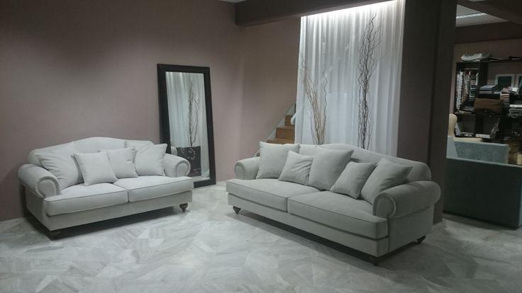 Cozy handmade sofas