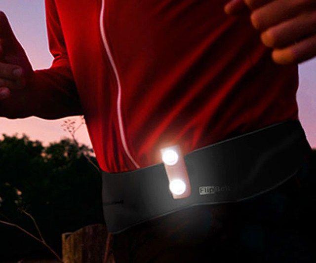 Light-motion-powered-safety-light #wearable #tech
