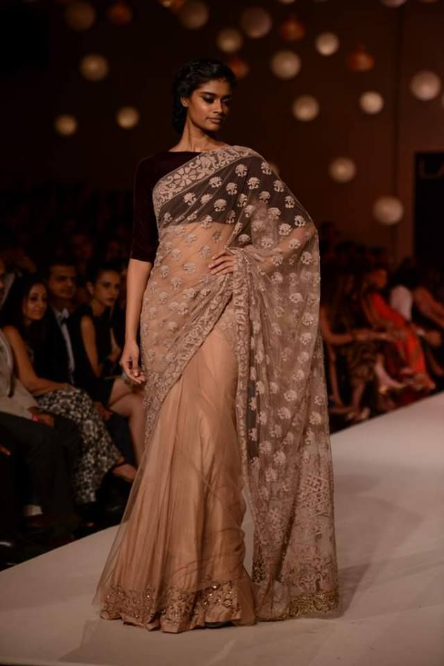 Manish Malhotra Lakme Fashion Week F/W 2013