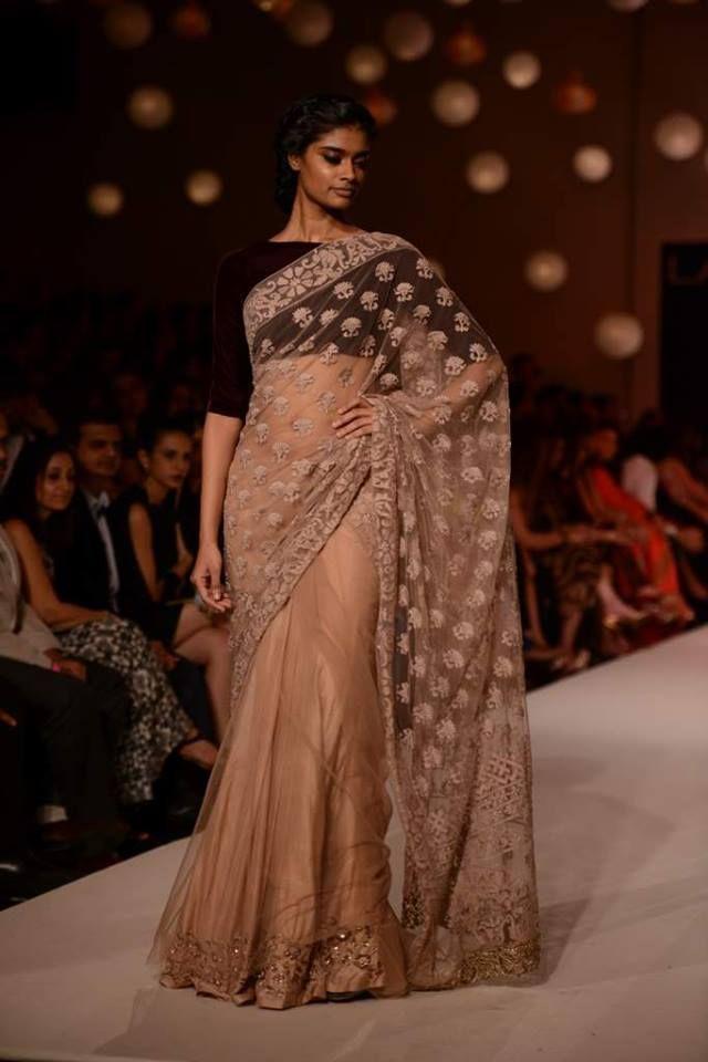 Manish Malhotra Lakme Fashion Week F/W 2013