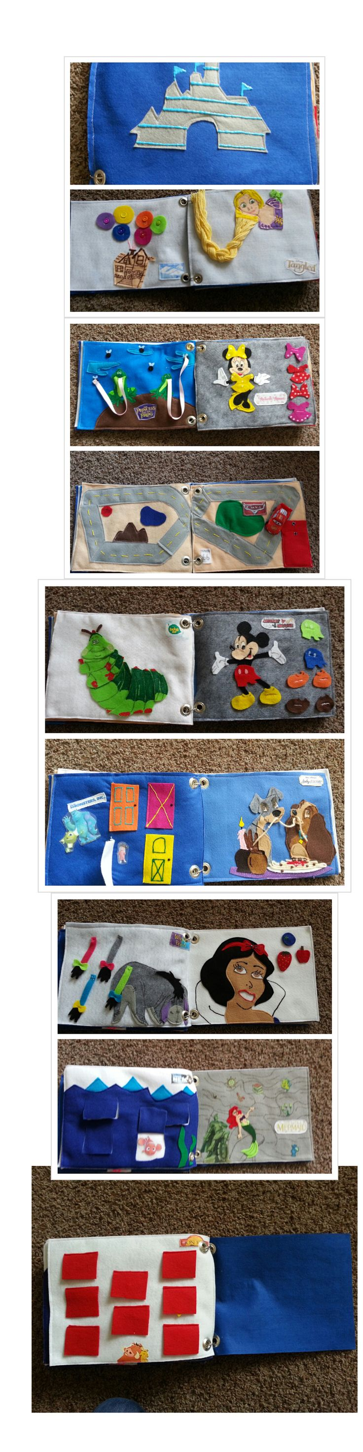 This was a Disney version I created. I love it and so do my kids! Next up Harry Potter and Lord of the Rings...