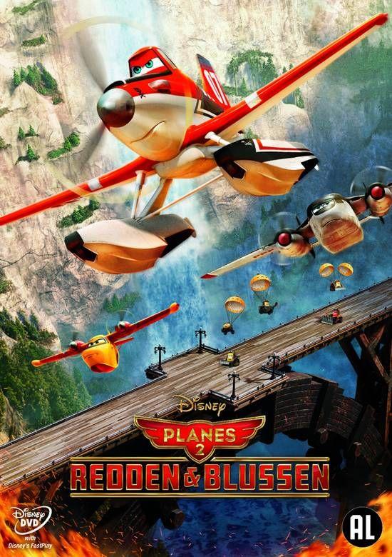 Disney Planes 2 - Redden & Blussen - Mission Canadair (DVD) #disney #disneydvd #disneyclassics #disneyplanes2 #reddenenblussen