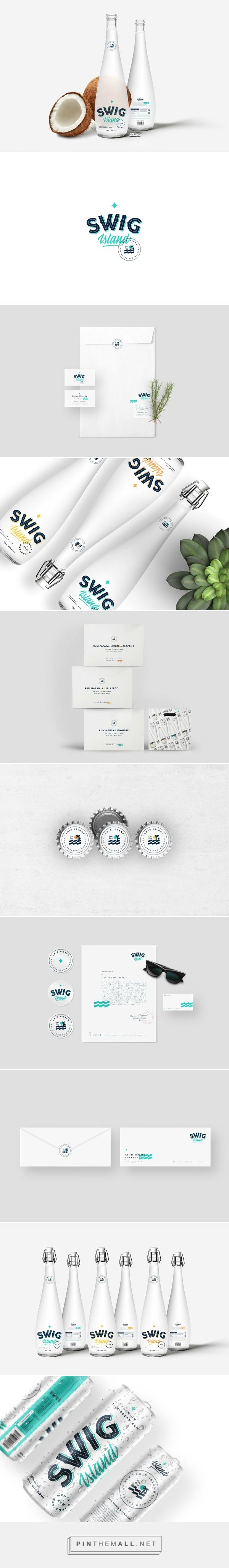 SWIG Island on Behance | Fivestar Branding – Design and Branding Agency &…