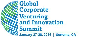 Global Corporate Venturing and Innovation Summit 2016