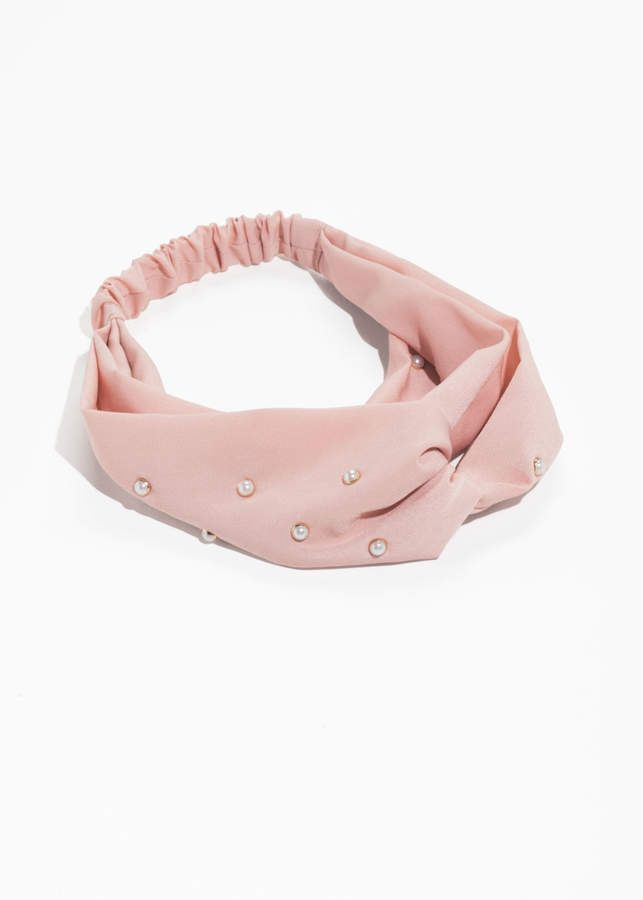 Pearl Twist Knot Hairband  1cc37520551