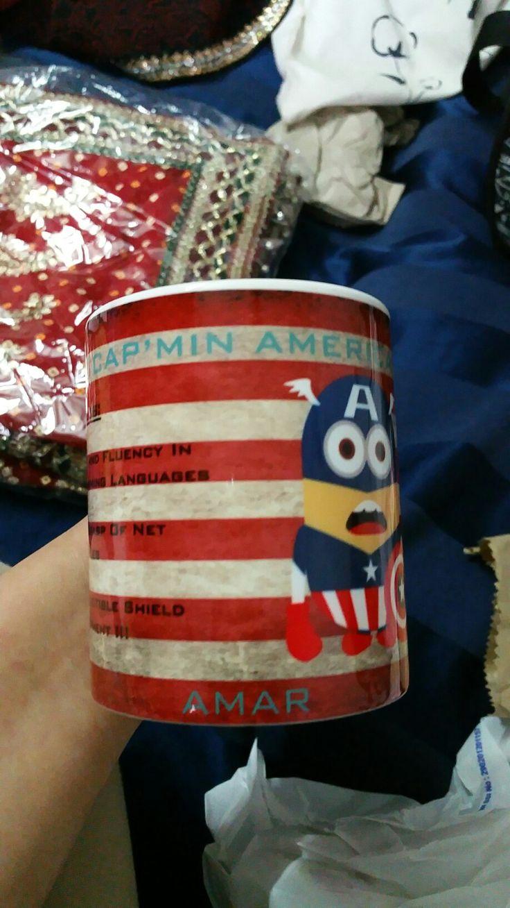 Minion mugs!