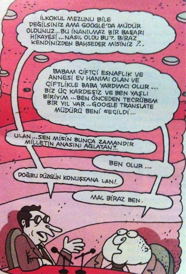 ben var translate hahahaha :)