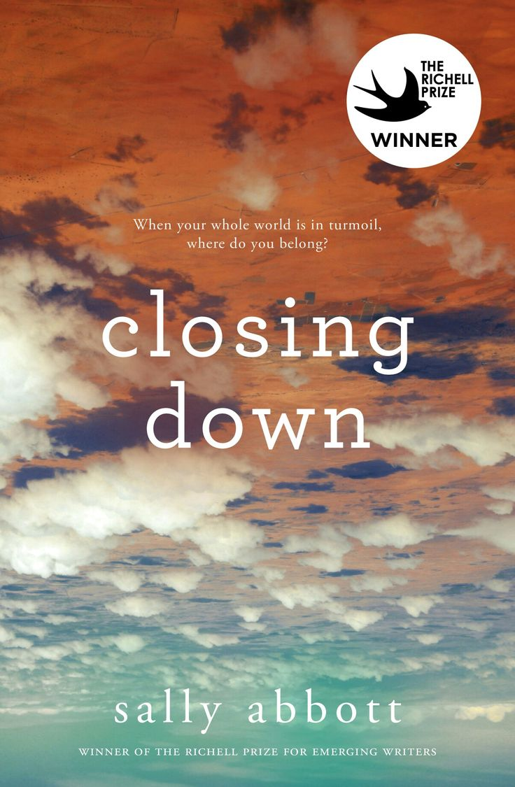 Closing Down by Sally Abbott #amreading #books