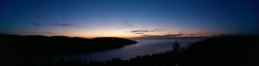Sunset in Hvar, Croatia