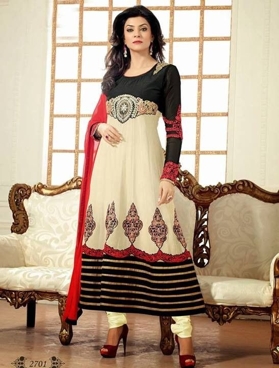 This is the image gallery of Sushmita Sen Anarkali Frocks Dresses 2014 for Girls. You are currently viewing Sushmita Sen Anarkali Frocks 2014 for Girls (6). All other images from this gallery are given below. Give your comments in comments section about this. Also share stylespoint.com with your friends.  #anarkalifrocks, #indiandresses, #anarkalisuits, #sushmitasen