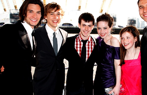 The cast of The Chronicles of Narnia: Prince Caspian <3