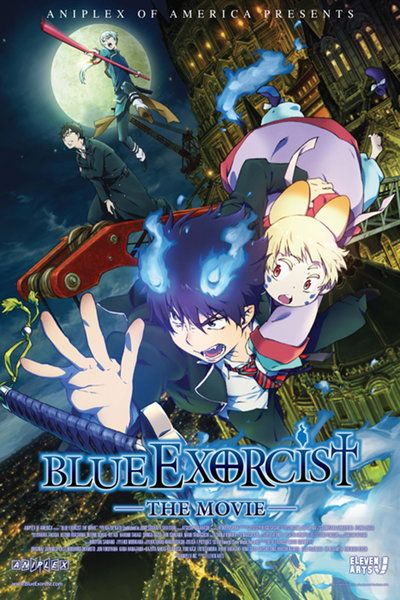 Blue Exorcist: The Movie - Trailer 1
