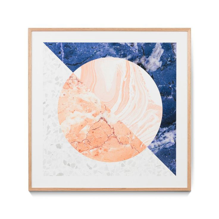 Europa Marble Print - Wall Art