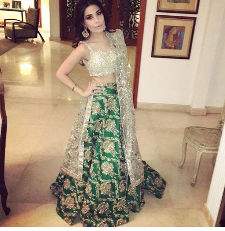 Pakistani couture ELAN